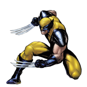 Wolverine in Discussing Who