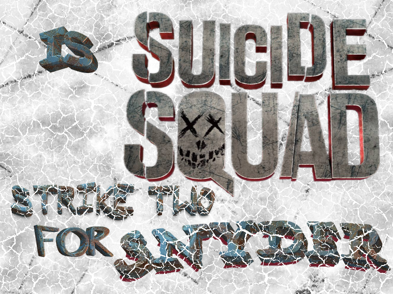 Suicide Squad Discussing Who