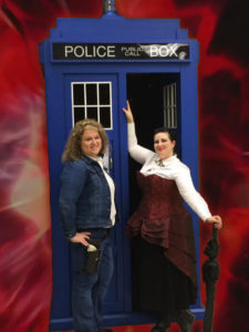 Metro Whovians on Doctor Who Day