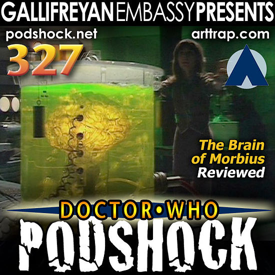 Doctor Who Podshock Episode 327