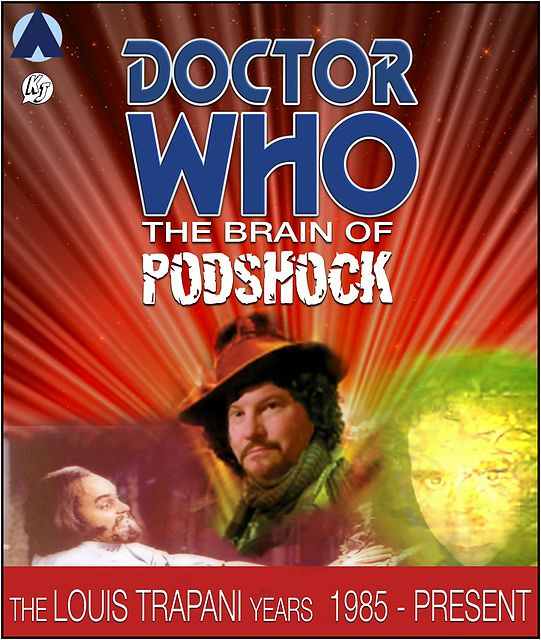The Brain of Doctor Who Podshock