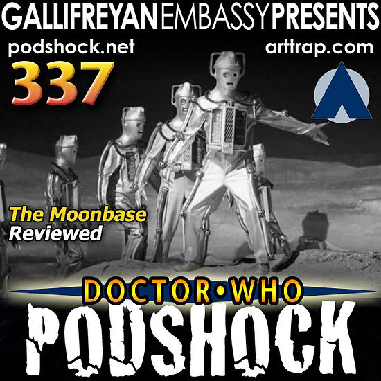 Doctor Who Podshock Episode 337