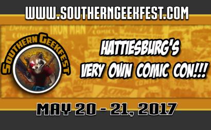 Southern Geek Fest 2.0