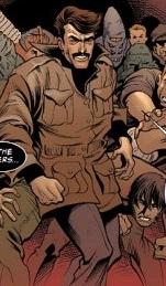 Jack Wayne, original Legion Personality
