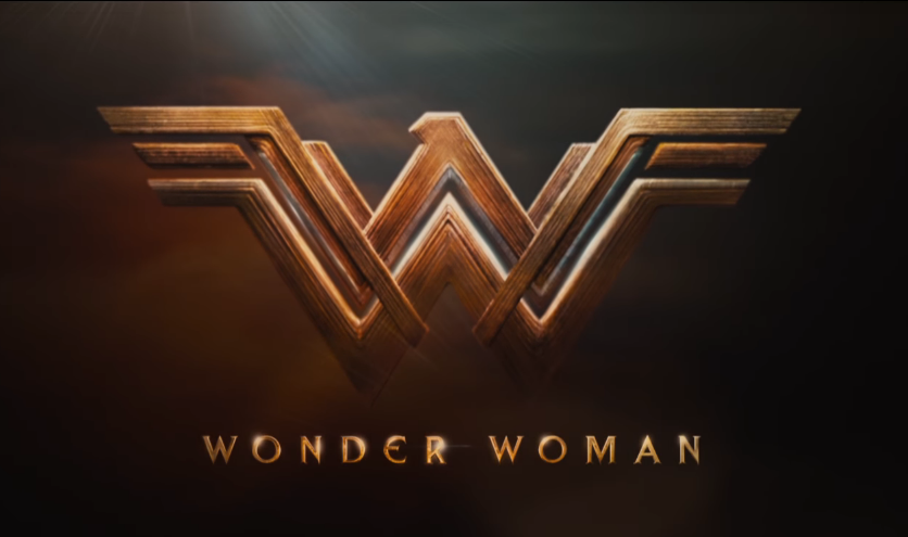 Wonder Woman Official Movie Logo