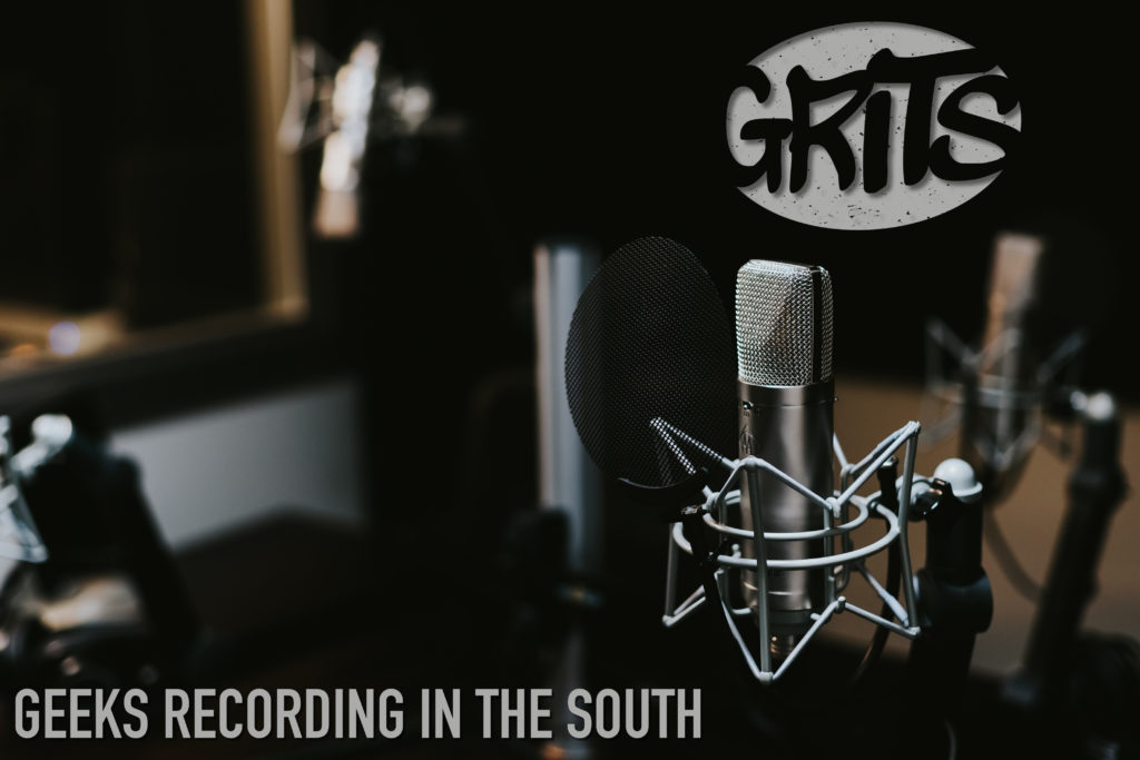 Grits, Geeks Recording in the South
