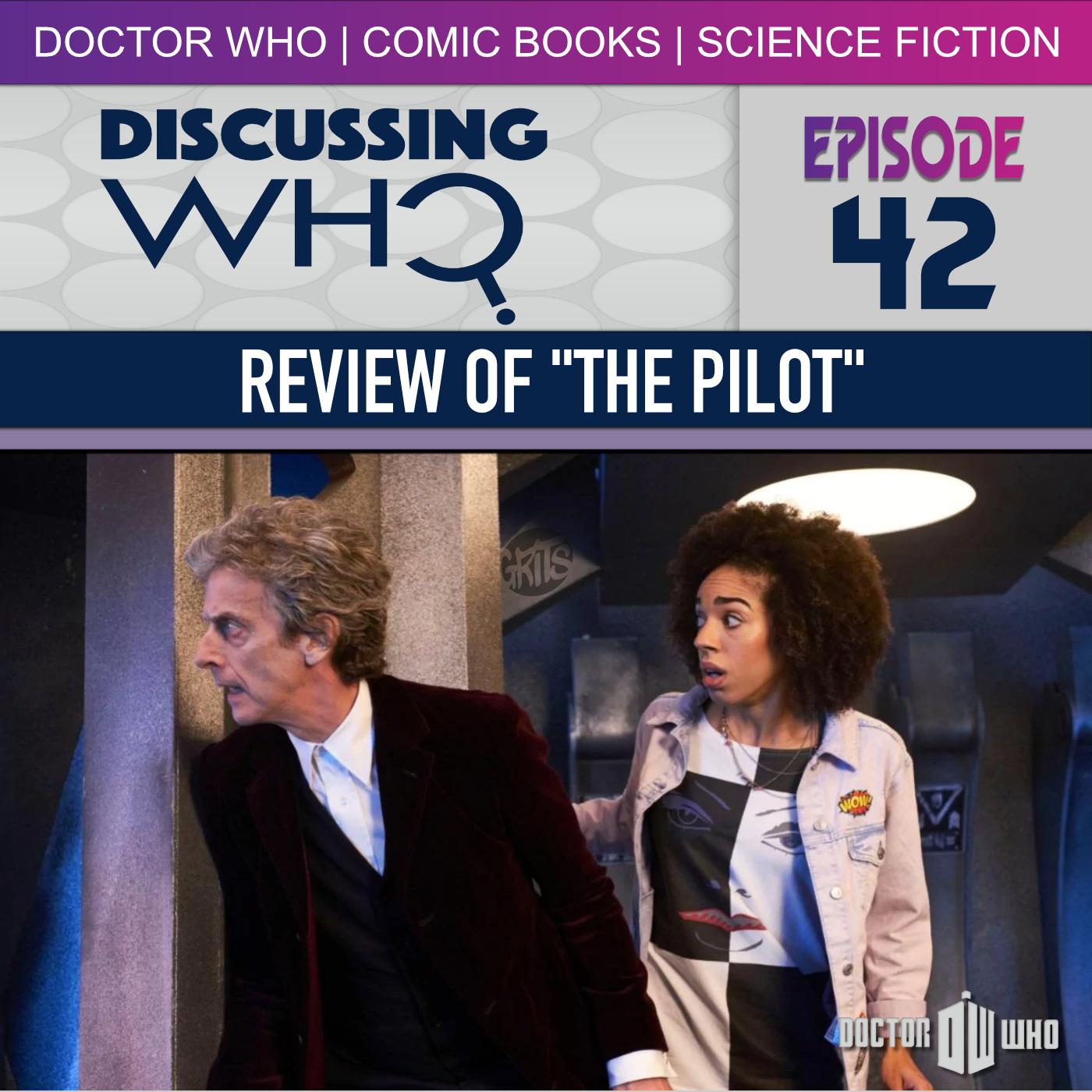 Doctor Who Classic – season 1 episode 42 watch online