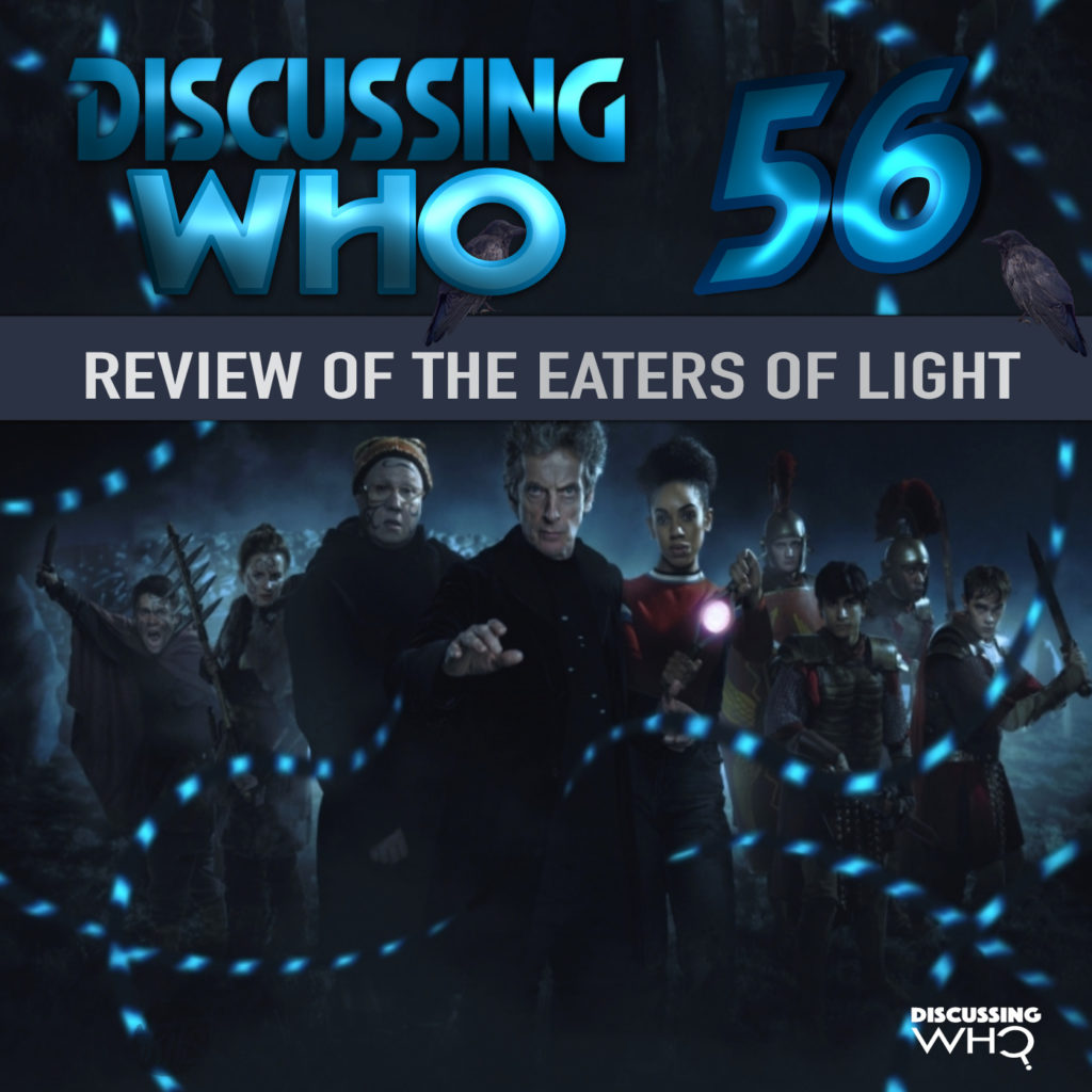 Review of the Eaters of Light