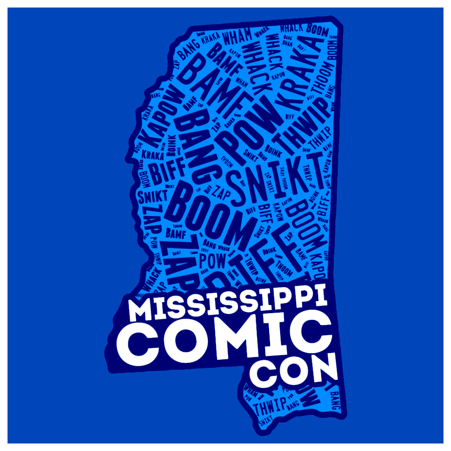 Mississippi Comic Con 2017