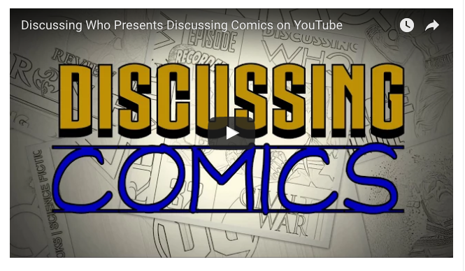 Subscribe to Discussing Comics