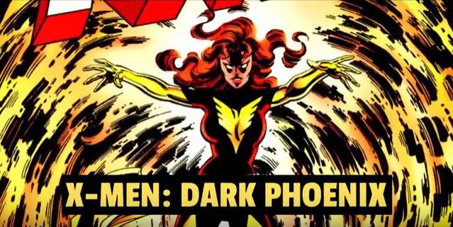 Discussing Comics Dark Phoenix