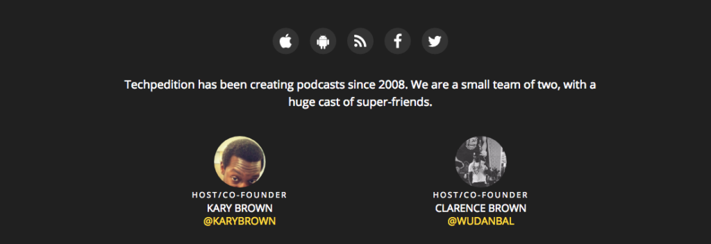 Techpedition Podcast Season 2