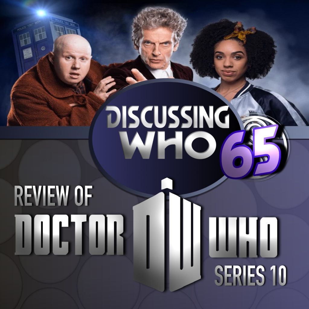 Review of Doctor Who Series 10