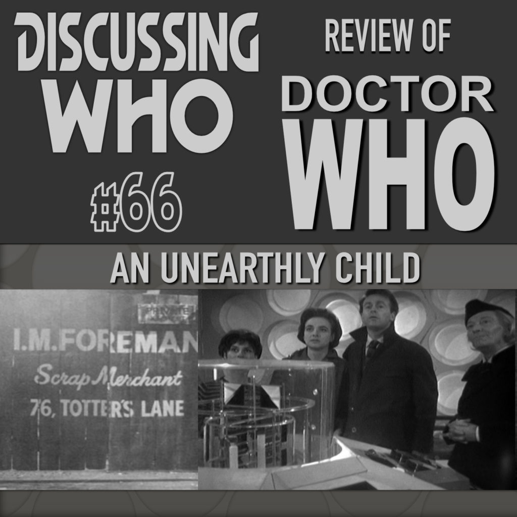 Review of An Unearthly Child