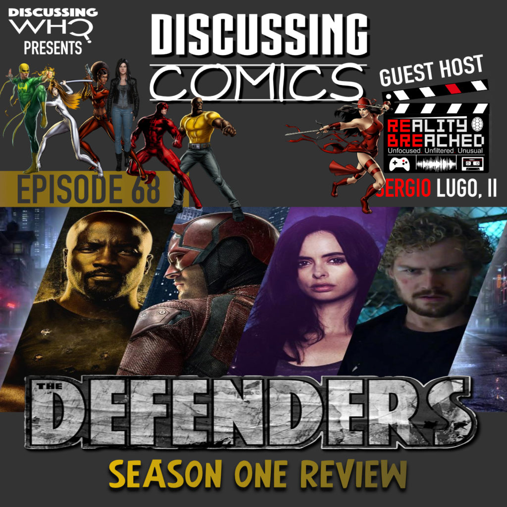 Discussing Comics Review of Defenders Season One