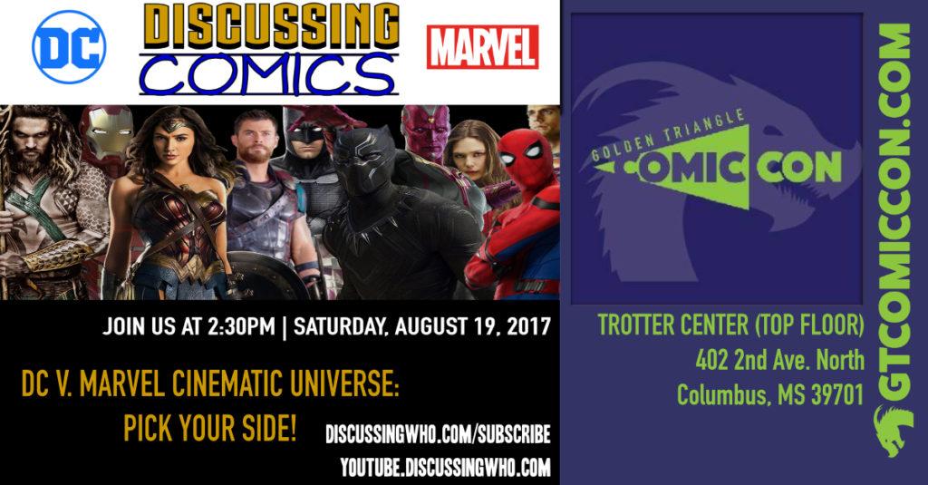 2017 Golden Triangle Comic Con