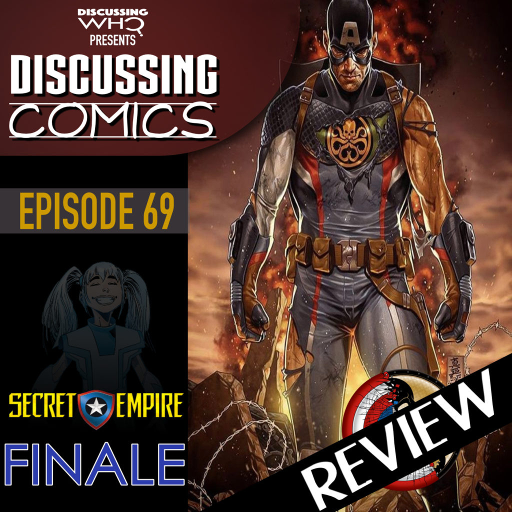 Discussing Comics Review of Secret Empire