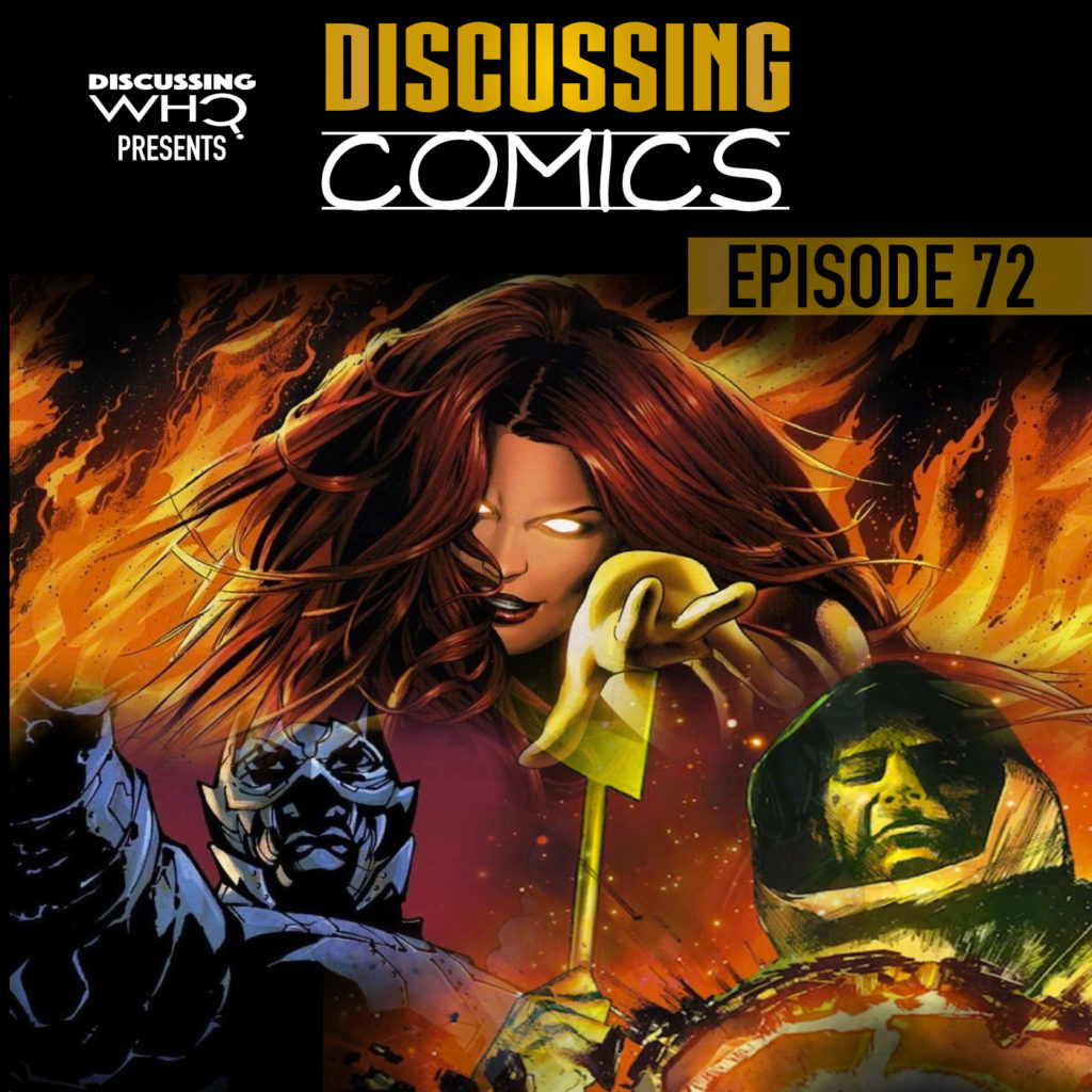 Discussing Who Episode 72