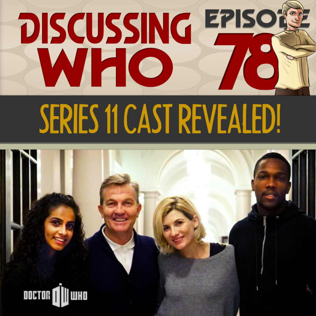 Series 11 Cast Revealed for Doctor Who