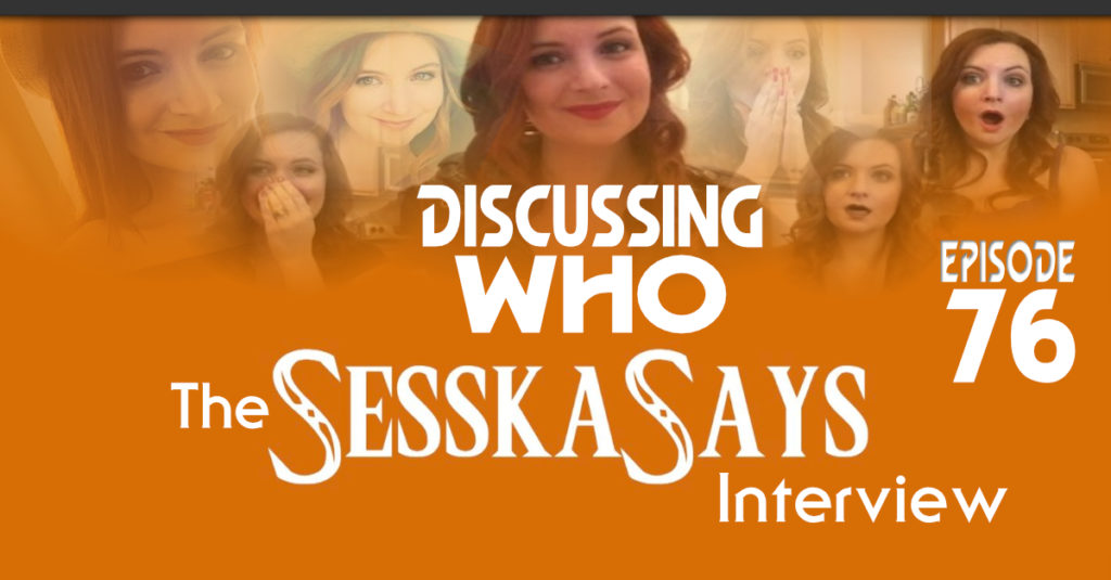 SesskaSays YouTube Channel via Discussing Who