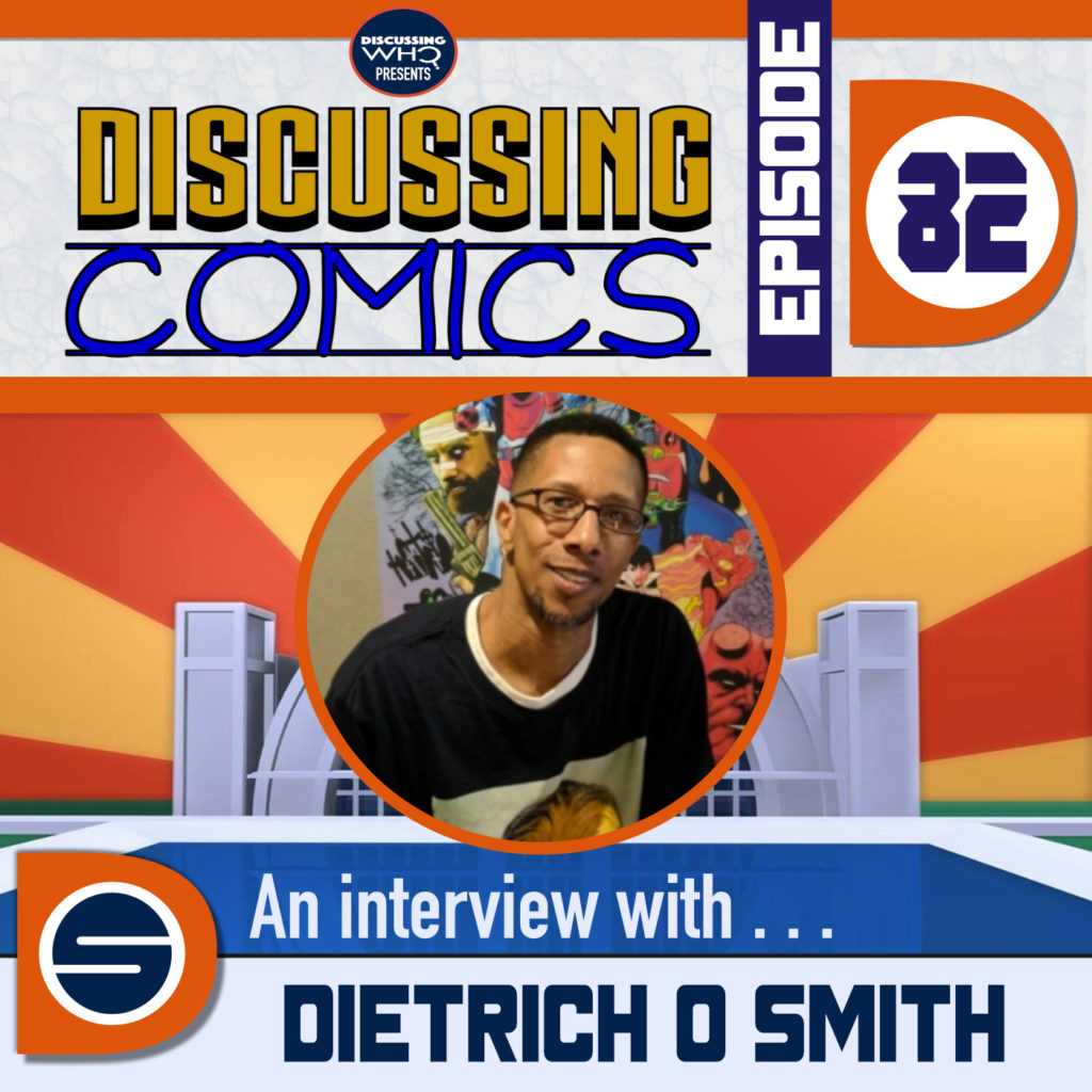 Interview with Dietrich O Smith