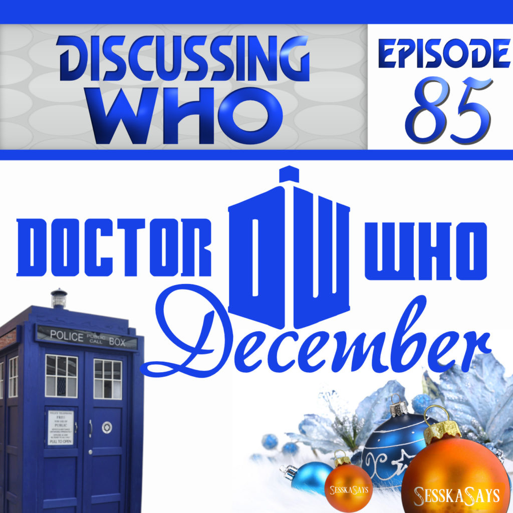 Discussing Who - The Doctor Who Podcast Alliance