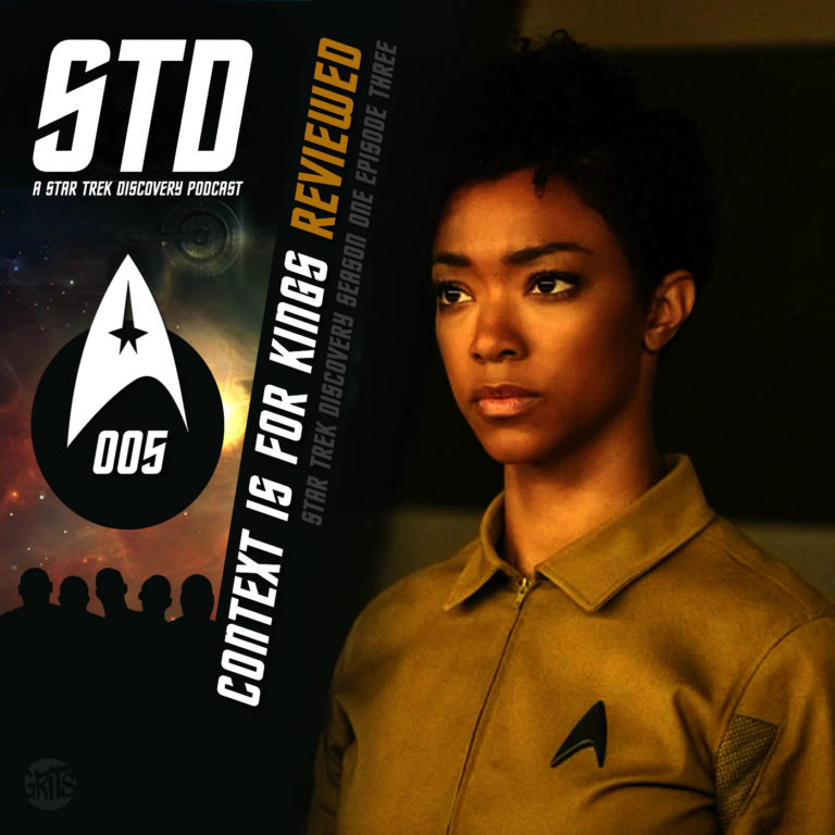 STD: A Star Trek Discovery Podcast Ep 005