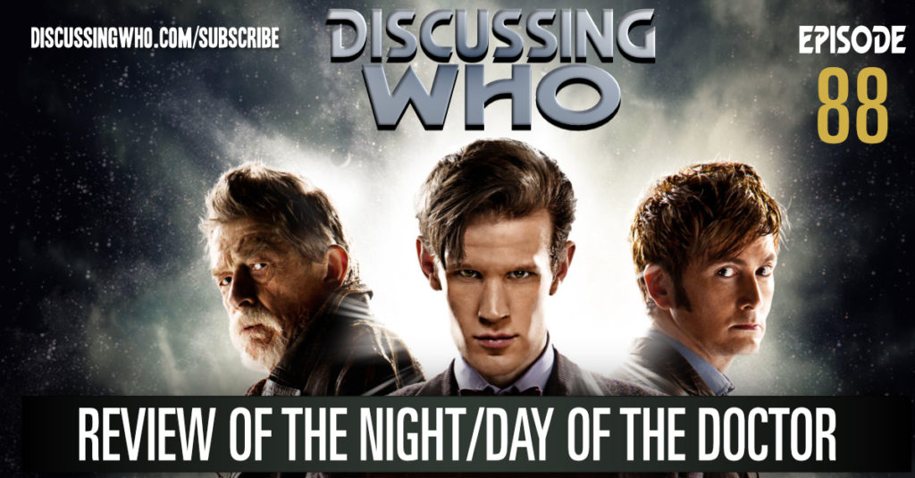 Review of The Day of the Doctor