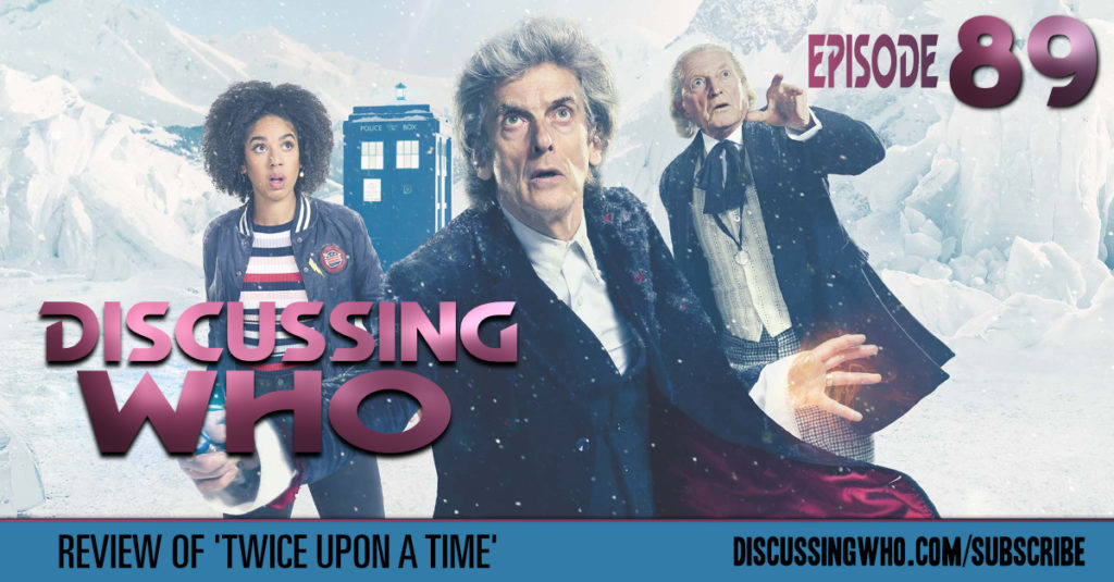 Review of Twice Upon a Time