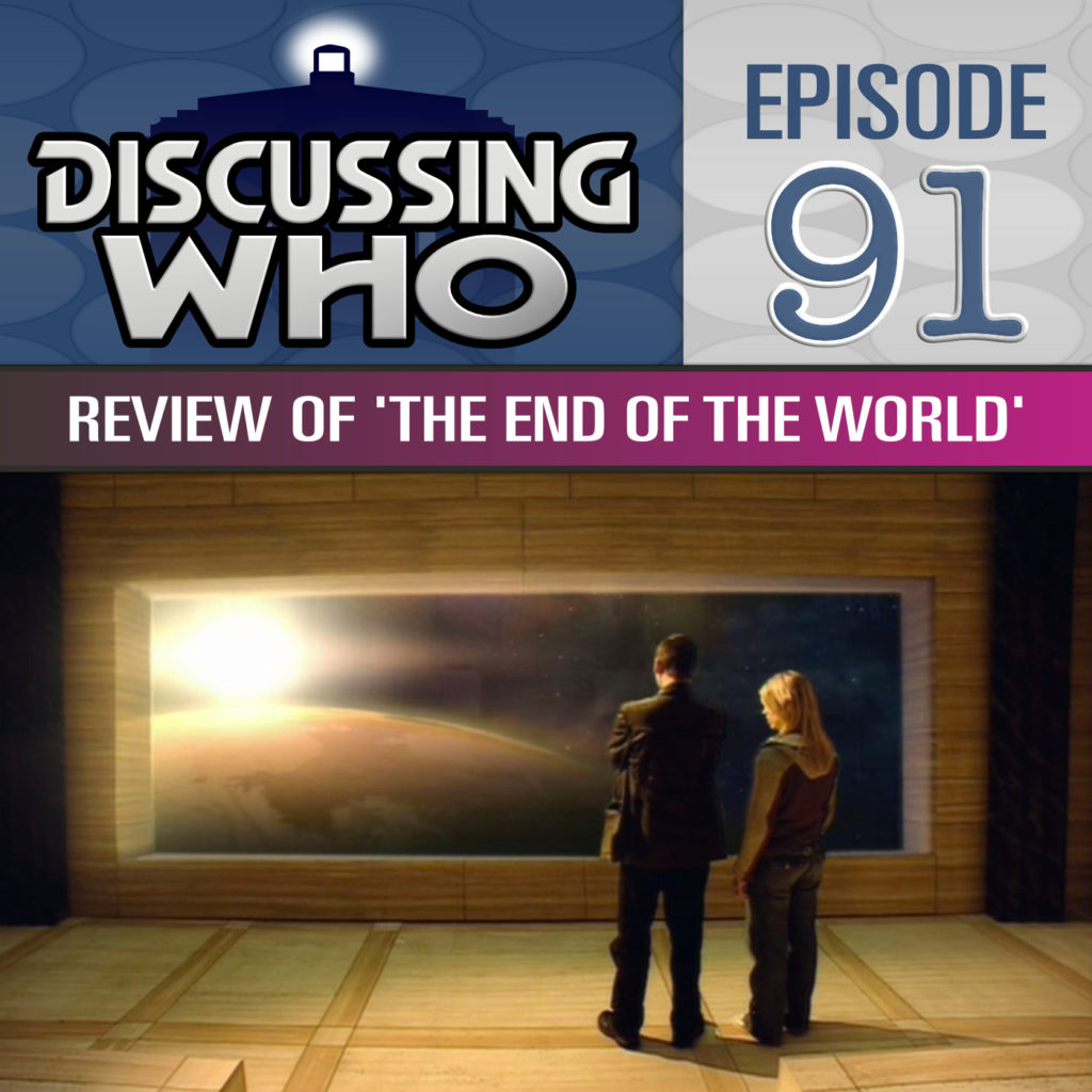 Review of Doctor Who The End of the World