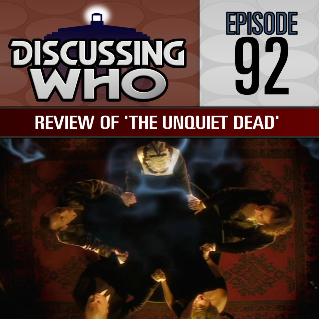 Review of The Unquiet Dead, Doctor Who Series 1 Ep 3