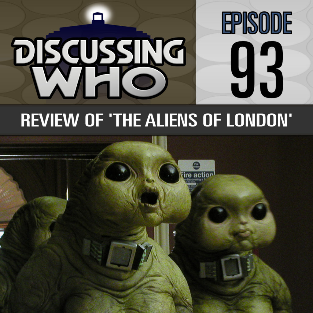 Discussing Who Episode 93