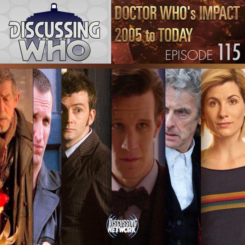 Doctor Who\'s Impact 2005 to Today