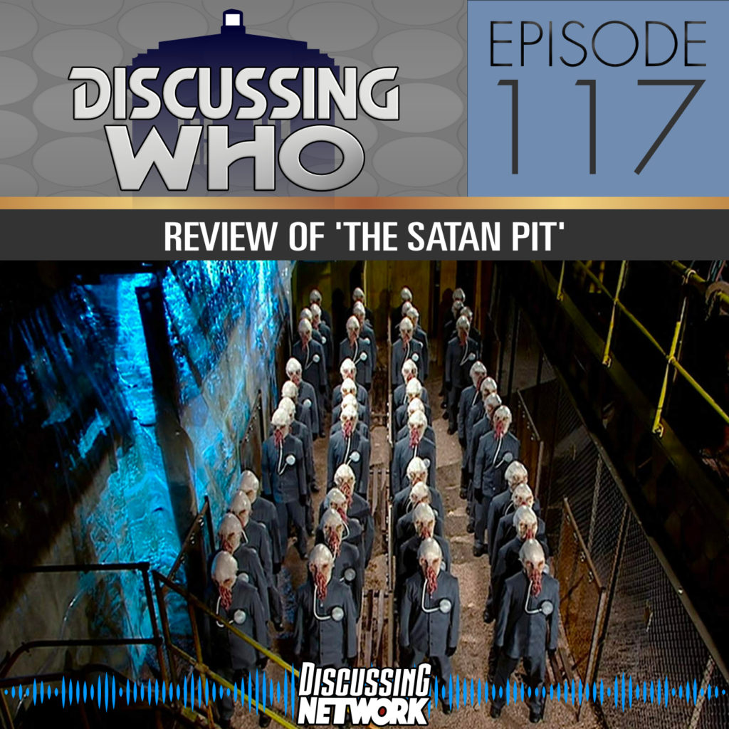 Discussing Who Review of The Satan Pit