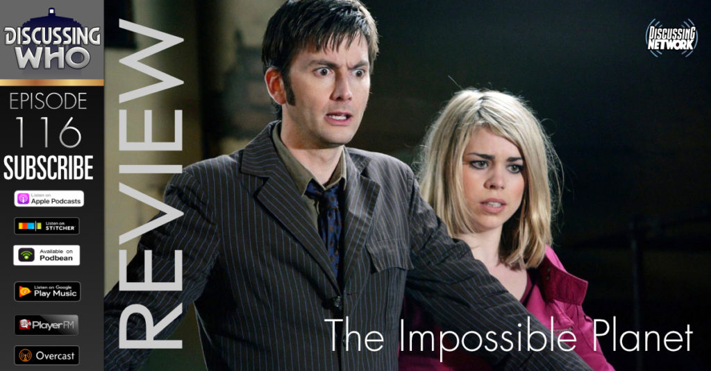 Review of The Impossible Planet, Doctor Who Series 2 Episode 8