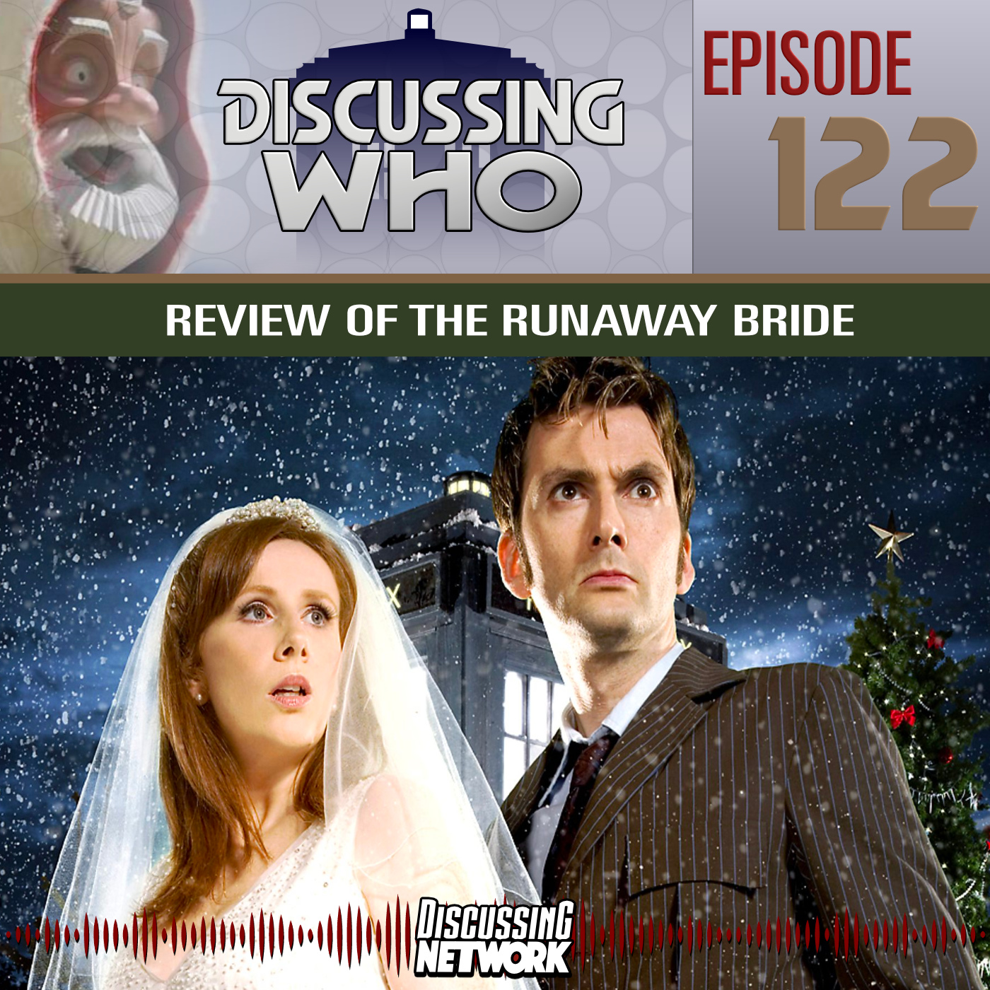 Runaway Christmas Bride.Episode 122 Review Of The Runaway Bride Doctor Who 2006