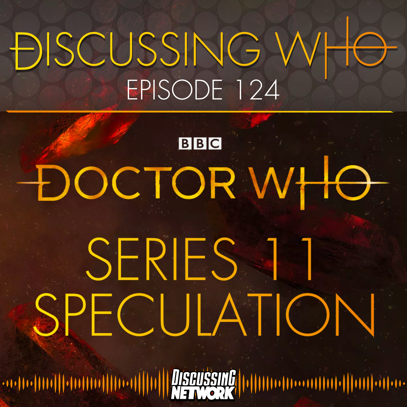 Discussing Who Episode 124 Speculation of Doctor Who Series 11