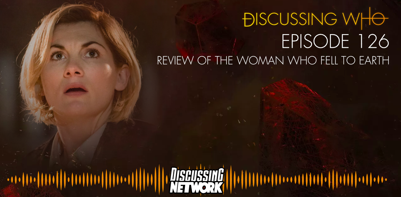 Discussing Who The Woman Who Fell to Earth Review