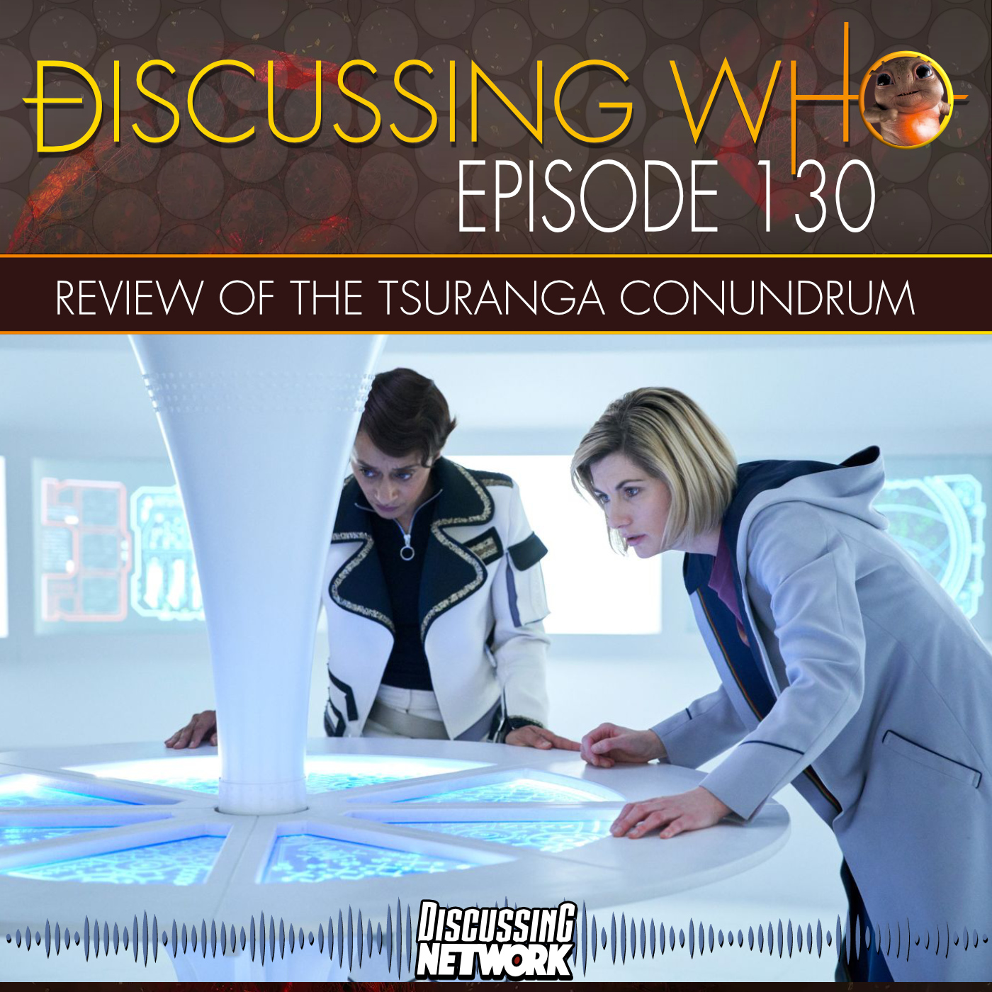 Review of the Tsuranga Conundrum, Doctor Who Series 11 Ep 5