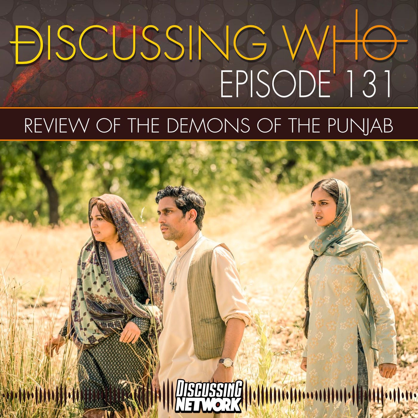 Discussing Who Episode 131