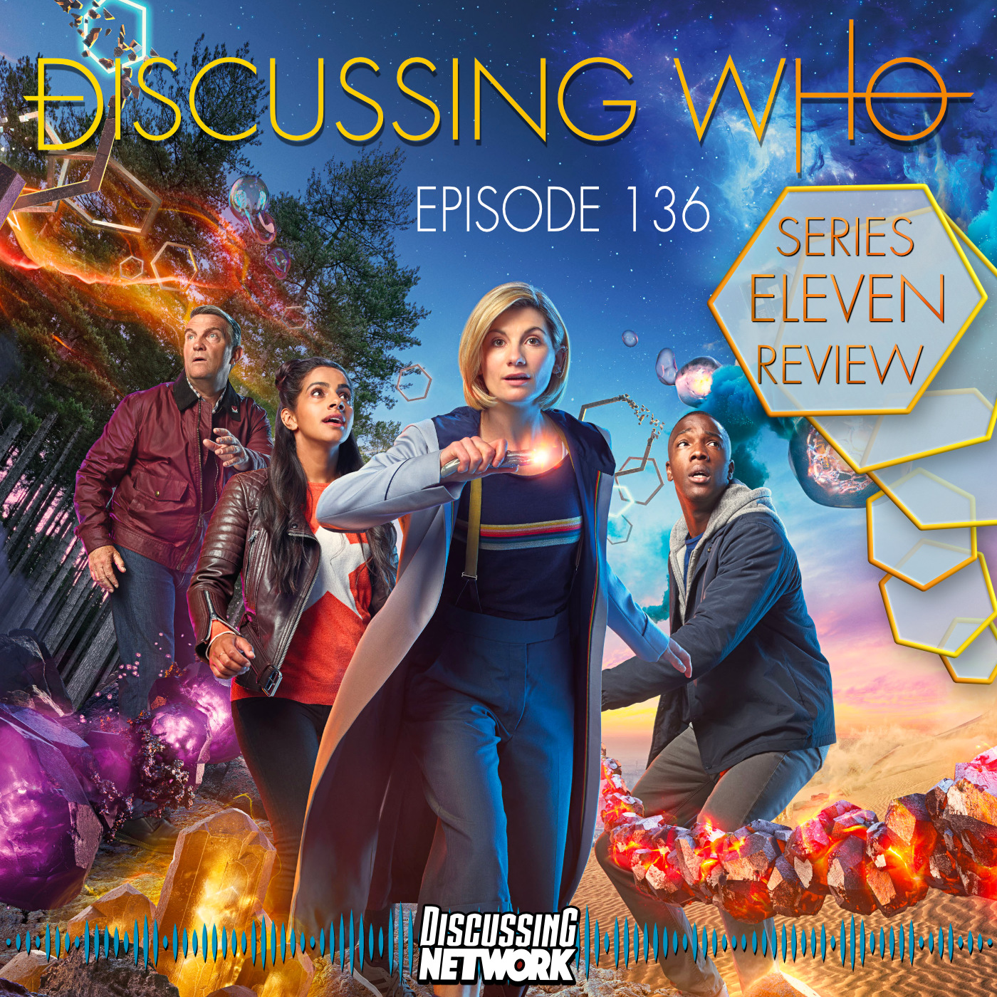 Review of Doctor Who Series 11