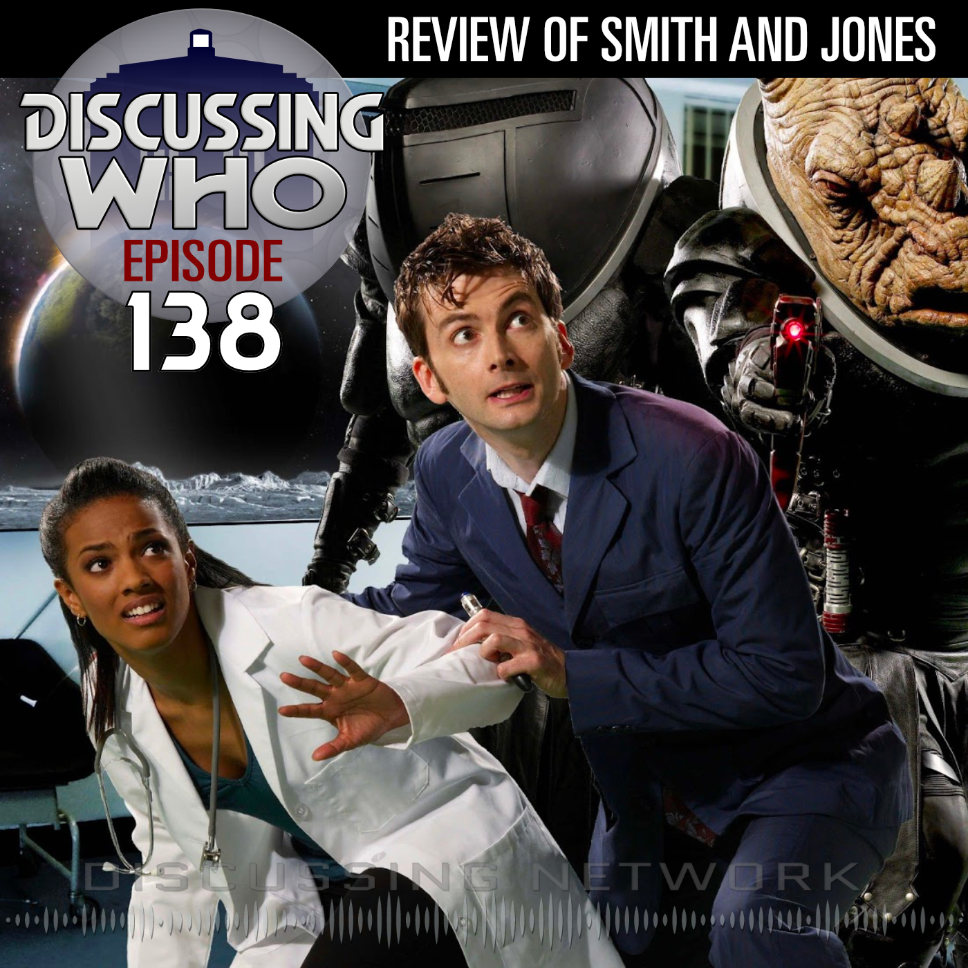 Doctor Who Series 3 Episode 1 Review