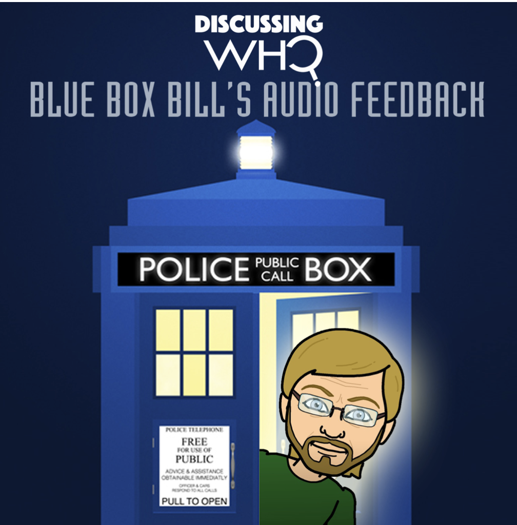 Feedback from Blue Box Bill