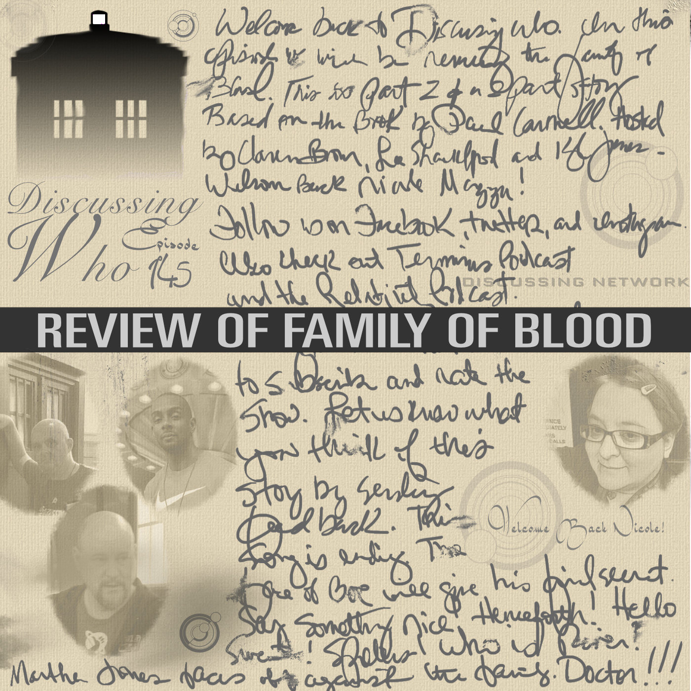 Review of The Family of Blood