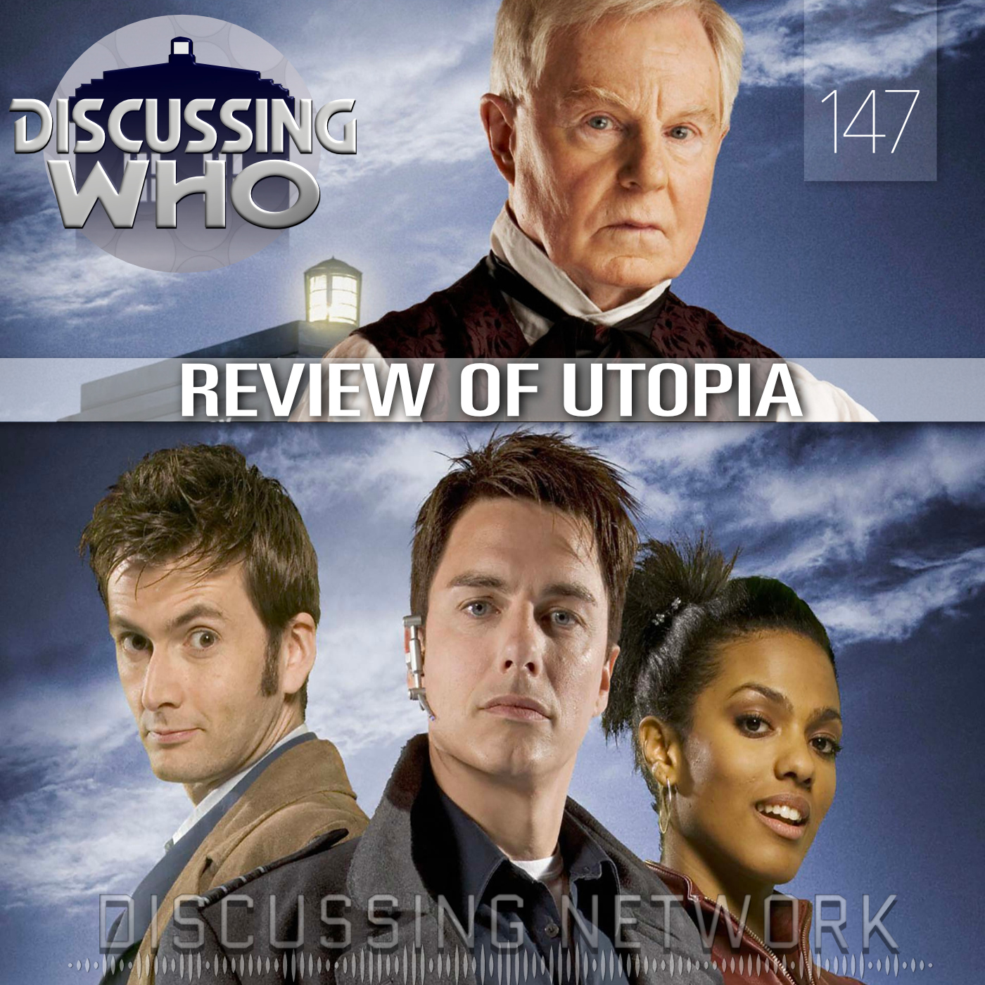 Review of Utopia, Doctor Who Series 3 Episode 11