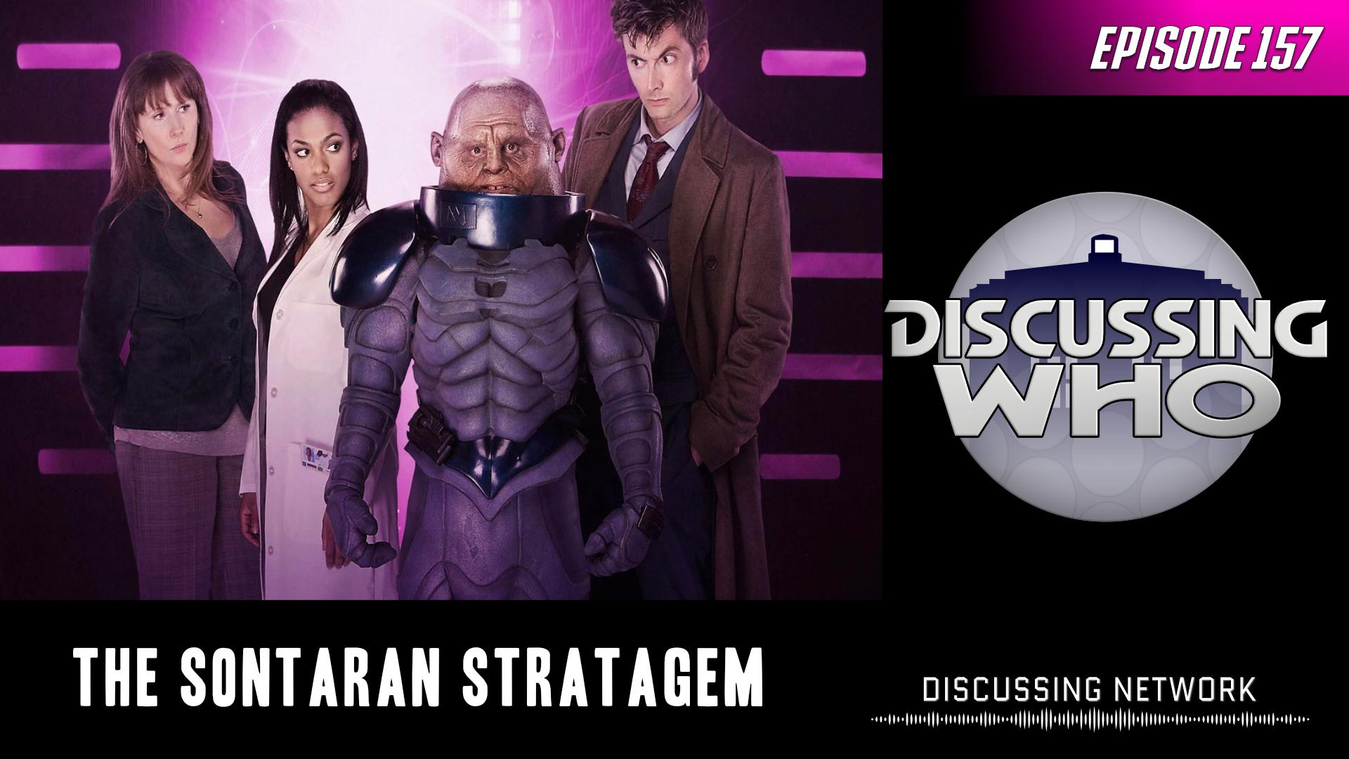 The Sontaran Statagem