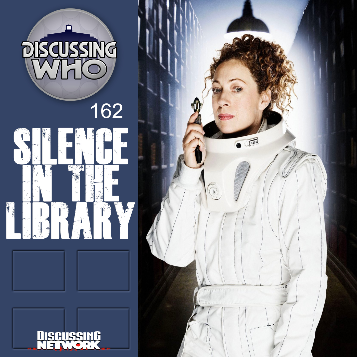 Episode 162 Review of Silence in the Library | Discussing