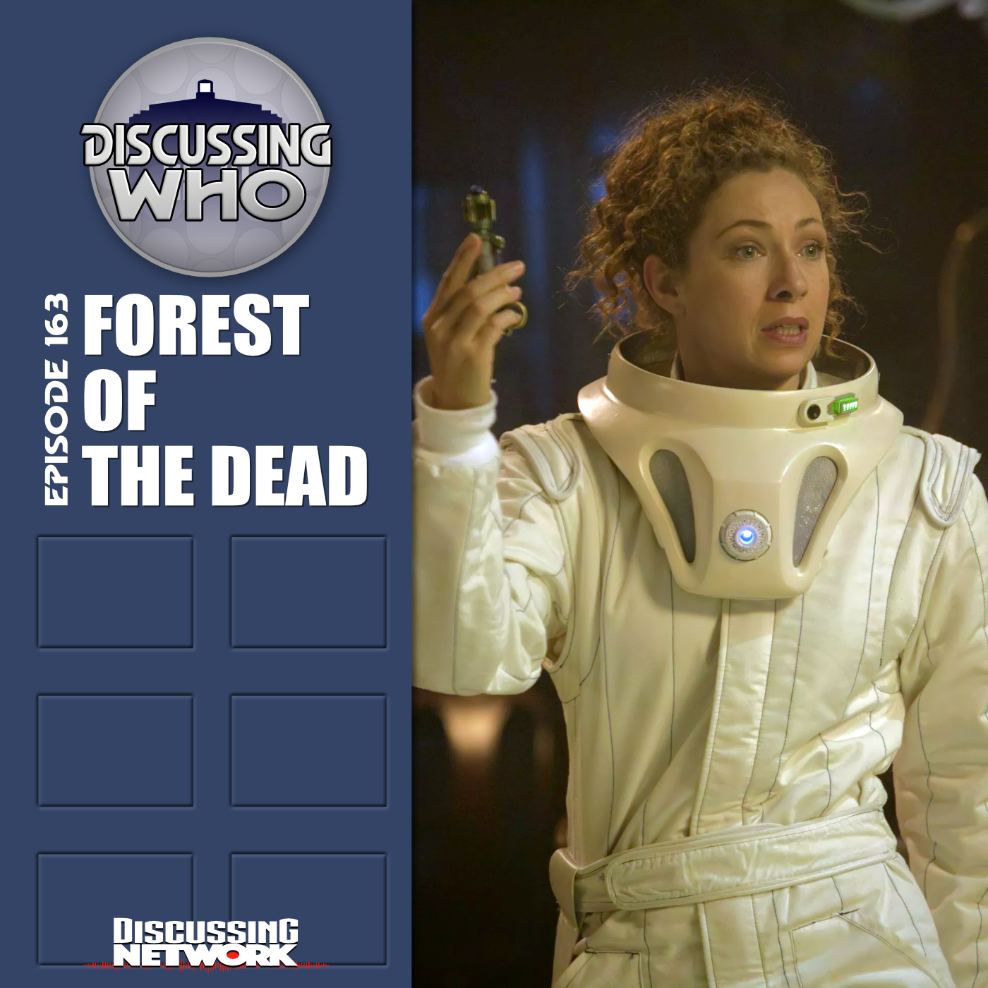 Episode 163: Review of Forest of the Dead, Doctor Who Series