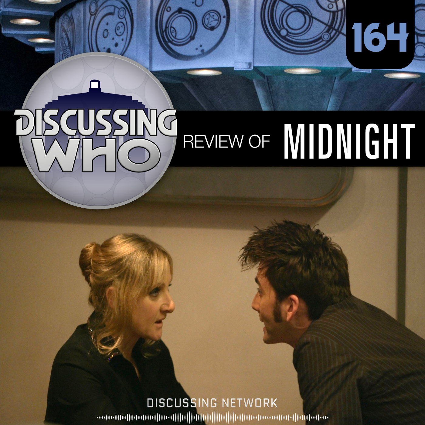 Episode 164: Review of Midnight, Doctor Who Series 4 Episode