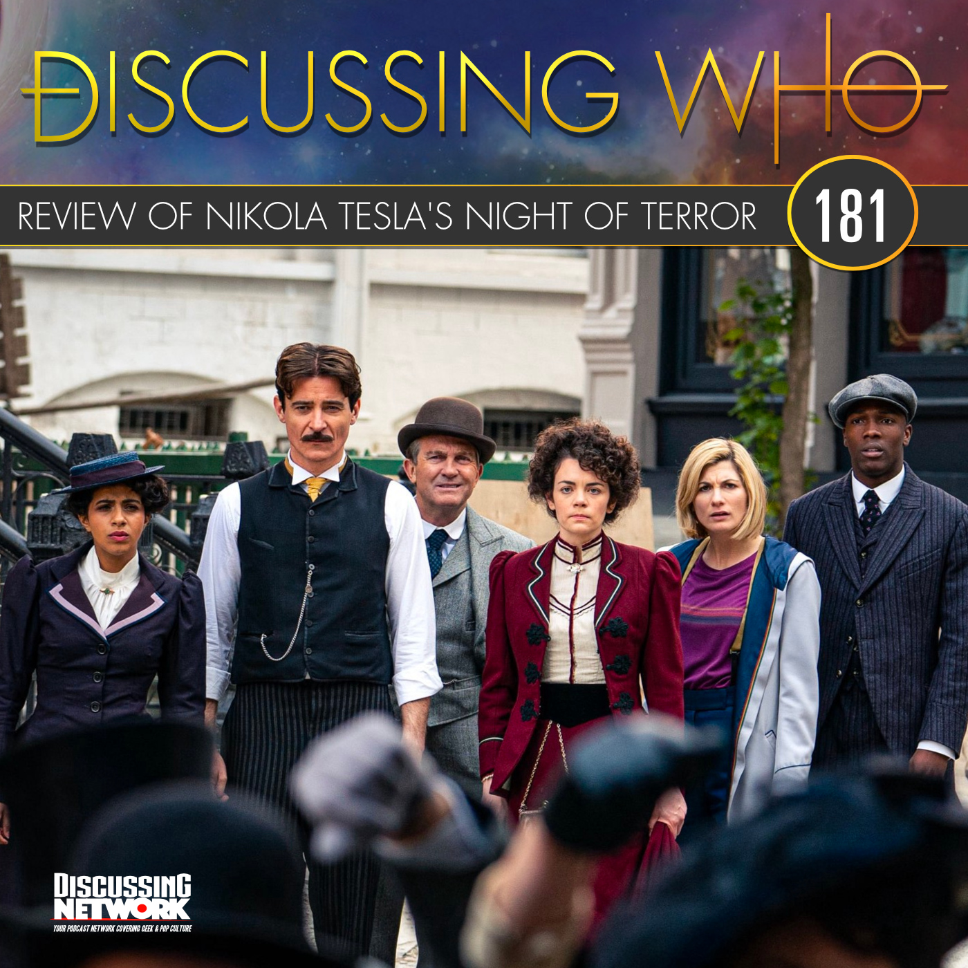Discussing Who Episode 181